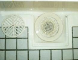 浴室クリーニング例2 after