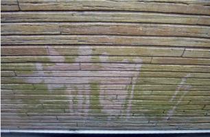 塗装仕上面の劣化